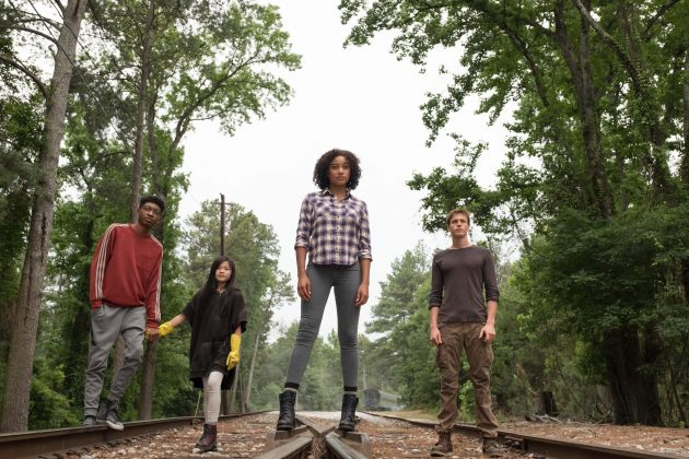 the darkest minds image 4 630x420 - Trailer de The Darkest Minds: Los Jóvenes son una Amenaza