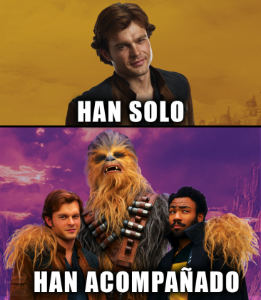 STW CIN006M STWSolo Memes 01 w19 366x420 - Memes de Solo: Una Historia de Star Wars