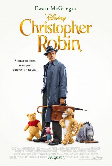 christopher robin poster 435x645 - Nuevo Trailer de Christopher Robin: Un Reencuentro Inolvidable