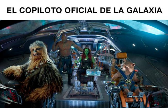 copiloto oficial 652x420 - Memes de Solo: Una Historia de Star Wars