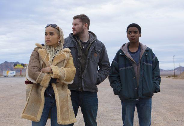 kin movie cast jack reynor zoe kravitz 612x420 - Trailer de Kin del productor de Stranger Things