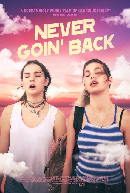 never goin back poster 436x645 - Trailer Rojo de Never Goin' Back