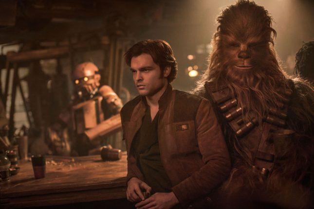 solo a star wars story alden ehrenreich chewie 645x430 - Solo: Una Historia de Star Wars - Reseña Cinergetica