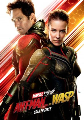 Ant Man and The Wasp poster LatAm 294x420 - Galería de Imágenes de Ant-Man and the Wasp