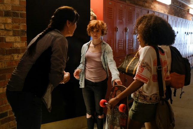 Nancy Drew SOP 1st image 645x430 - Así se ve Sophia Lillis en Nancy Drew and the Hidden Staircase
