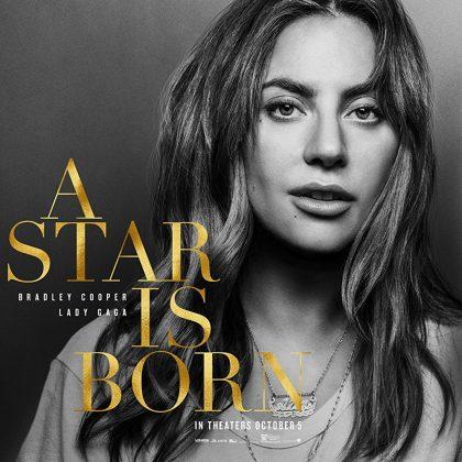 a star is born poster lady gaga 420x420 - Trailer de Nace Una Estrella con Bradley Cooper y Lady Gaga