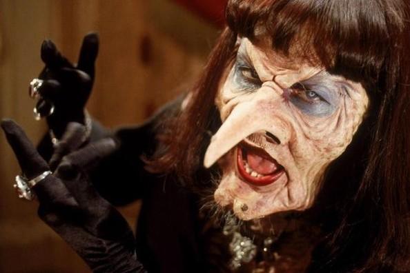 anjelica houston las brujas witches - Robert Zemeckis dirigirá la nueva adaptación de Las Brujas