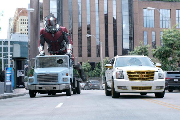ant man and the wasp 3 630x420 - Galería de Imágenes de Ant-Man and the Wasp
