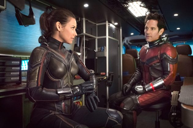 ant man and the wasp paul rudd evangeline lilly 630x420 - Galería de Imágenes de Ant-Man and the Wasp