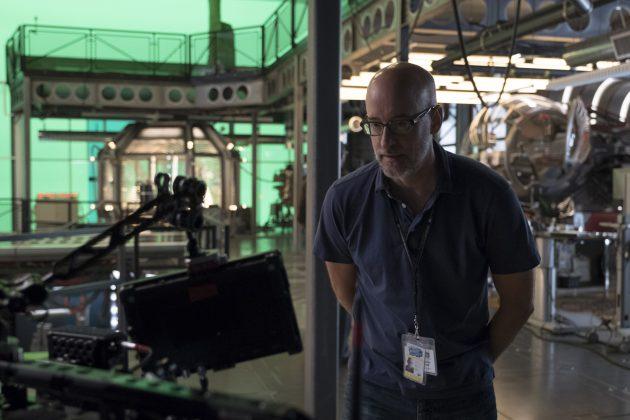 ant man and the wasp peyton reed 630x420 - Galería de imágenes detrás de cámaras de Ant-Man and the Wasp y nuevo spot para TV