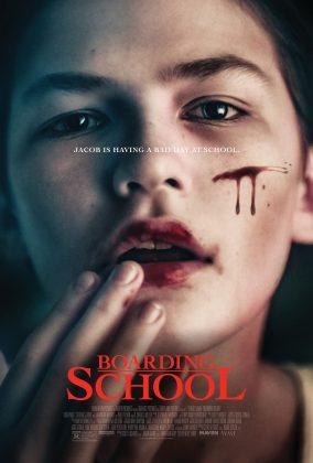 boarding school poster 284x420 - Trailer de Boarding School - Pésima educación