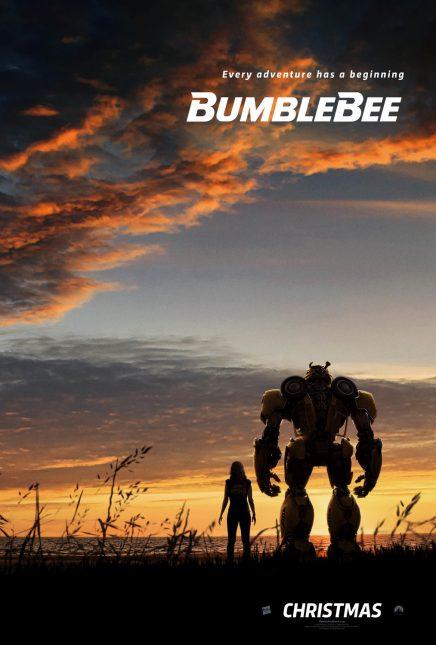 bumblebee poster 436x645 - Primer Trailer de Bumblebee