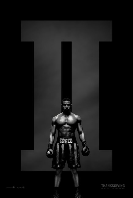 creed 2 poster 435x645 - Trailer de Creed II