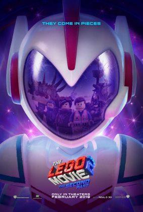 lego movie 2 poster 284x420 - Primer Trailer Oficial de La Gran Aventura Lego 2