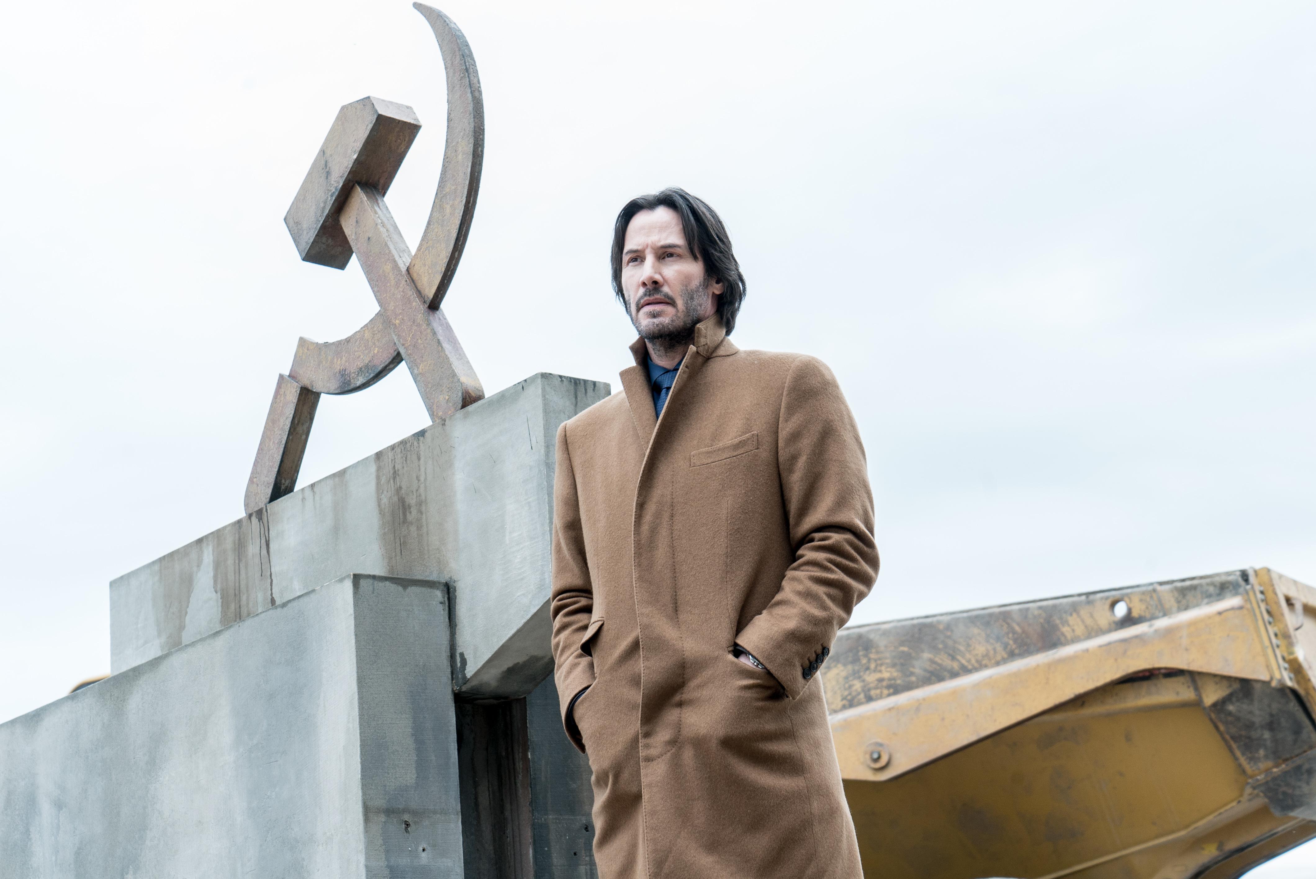 siberia keanu reeves - Trailer de Siberia con Keanu Reeves