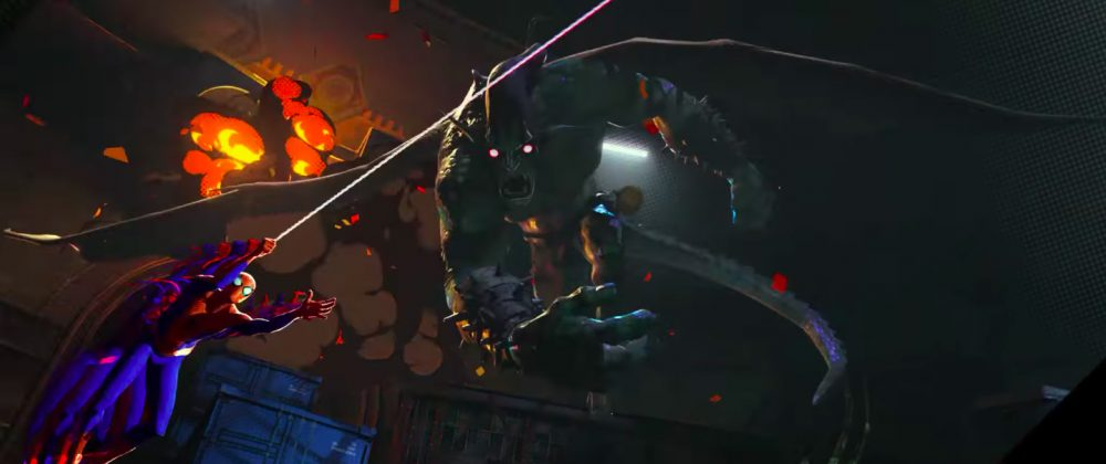 spider man into the spider verse 1000x420 - Trailer Oficial de Spider-Man: Un Nuevo Universo