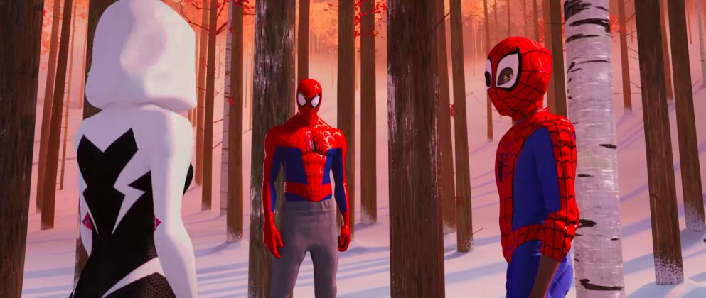 spider man into the spider verse image 993x420 - Trailer Oficial de Spider-Man: Un Nuevo Universo