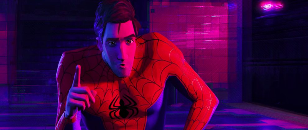 spider man into the spider verse peter parker 991x420 - Trailer Oficial de Spider-Man: Un Nuevo Universo