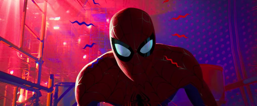 spider man into the spider verse peter parker image 1018x420 - Trailer Oficial de Spider-Man: Un Nuevo Universo
