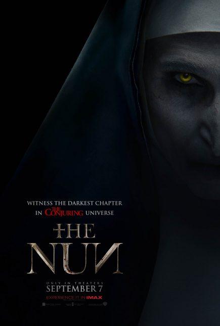 the nun poster 435x645 - Teaser Trailer de La Monja: El nuevo spinoff de El Conjuro