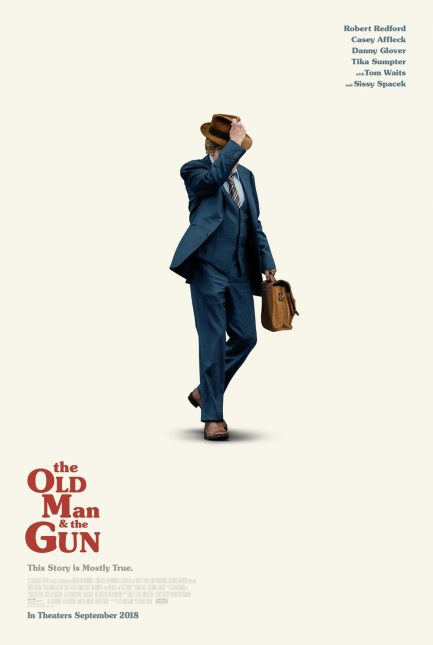 the old man gun poster 433x645 - Trailer de The Old Man and the Gun con Robert Redford