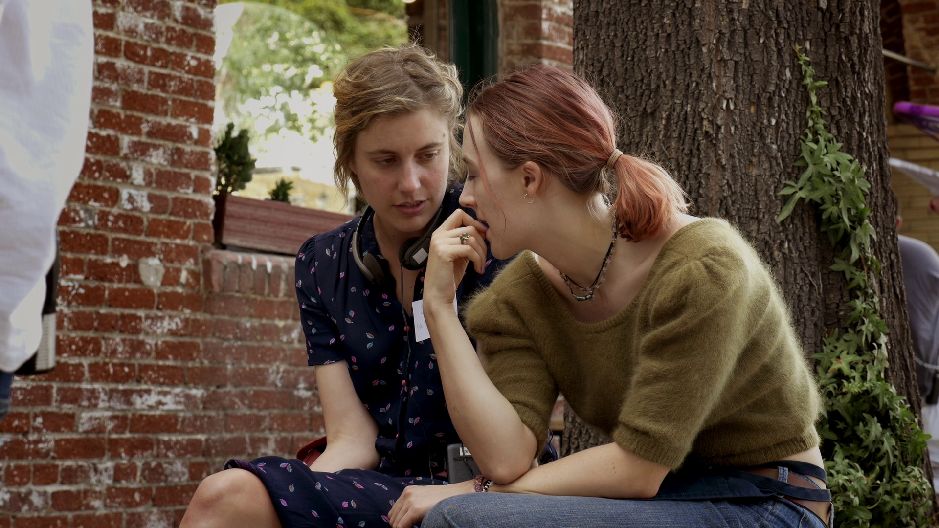 Lady Bird extras