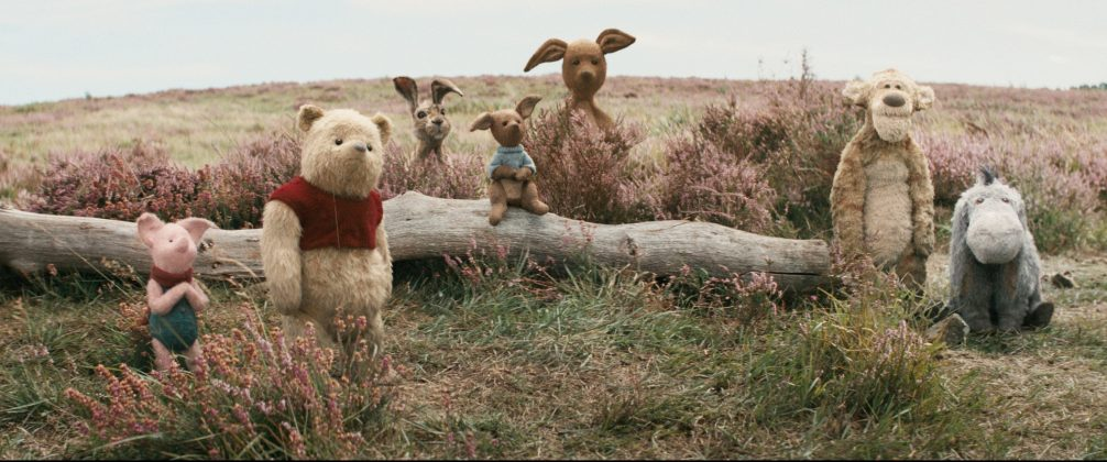 christopher robin pooh characters 1006x420 - Nuevo trailer de Christopher Robin: Un reencuentro inolvidable