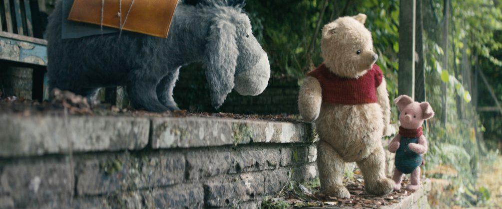 christopher robin pooh eeyore piglet 1005x420 - Nuevo trailer de Christopher Robin: Un reencuentro inolvidable