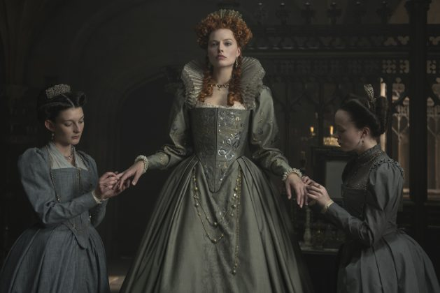 mary queen of scots margot robbie 629x420 - Trailer de Mary Queen of Scots con Saoirse Ronan y Margot Robbie