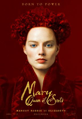mary queen of scots poster margot robbie 288x420 - Trailer de Mary Queen of Scots con Saoirse Ronan y Margot Robbie