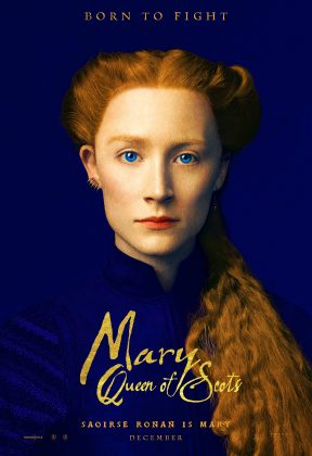mary queen of scots poster saoirse ronan 288x420 - Trailer de Mary Queen of Scots con Saoirse Ronan y Margot Robbie