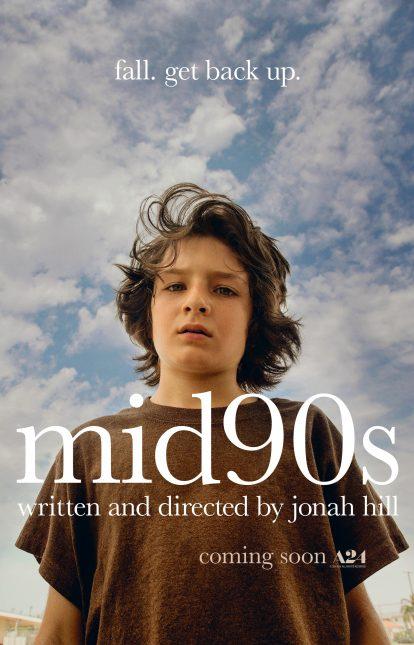 mid90s poster 414x645 - Trailer de Mid90s: La primera película dirigida por Jonah Hill