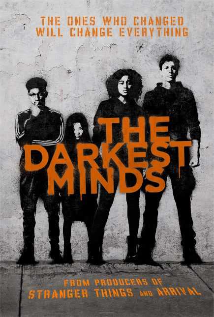 the darkest minds poster 435x645 - Teaser de The Darkest Minds