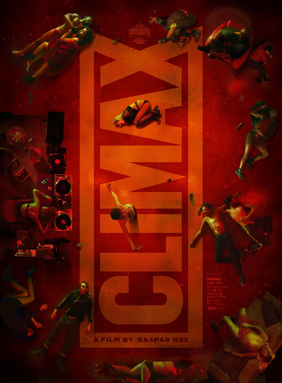 climax poster - Trailer de Climax