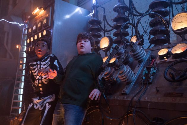goosebumps 2 haunted halloween 3 630x420 - Trailer internacional de Escalofríos 2: Una Noche Embrujada