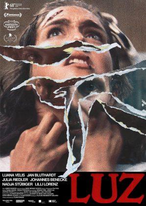 luz poster 298x420 - Teaser trailer de Luz: Terror en 16mm