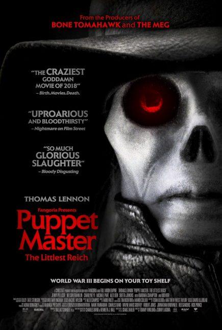 puppet master the littlest reich poster 435x645 - Trailer de Puppet Master: The Littlest Reich