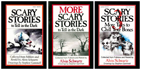 scary stories to tell in the dark covers - Scary Stories to Tell in the Dark ya tiene protagonista y se han revelado detalles sobre la trama