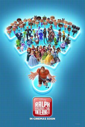 12 WIR2 DomPayoff 1Sht 284x420 - Disfruta del nuevo trailer de Wifi Ralph