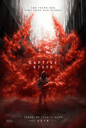 captive state poster 284x420 - Trailer de Captive State: No te lo puedes perder