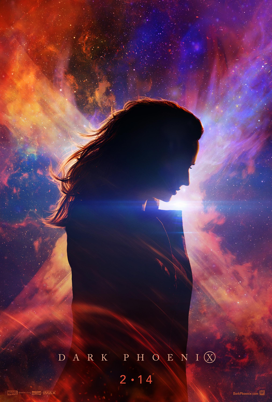 dark phoenix poster - Trailer oficial y subtitulado de X-Men: Dark Phoenix