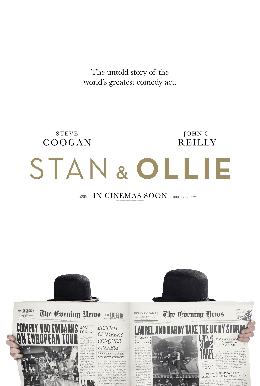 stan ollie poster - Trailer de Stan & Ollie
