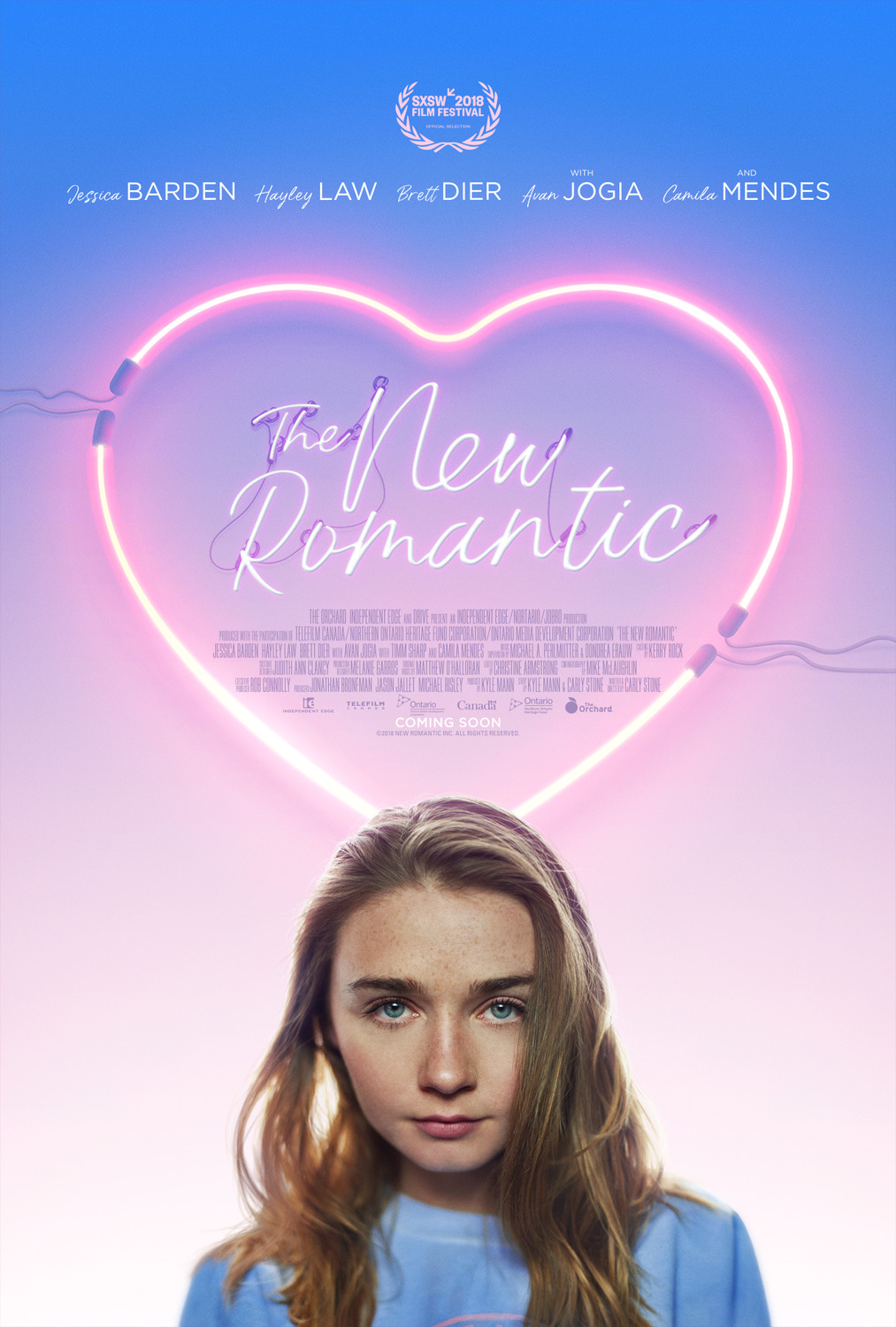 the new romantic poster - Trailer de The New Romantic