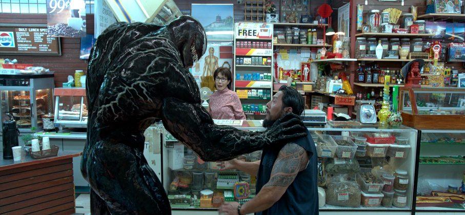 venom movie image1 907x420 - Galería de imágenes de Venom