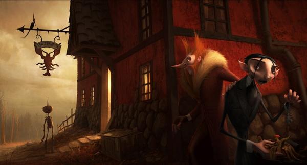 guillermo del toro pinocchio image - Guillermo del Toro hará Pinocho con Netflix