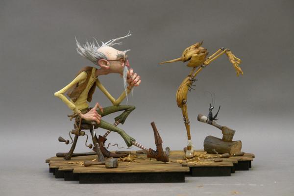 pinocchio concept art image - Guillermo del Toro hará Pinocho con Netflix