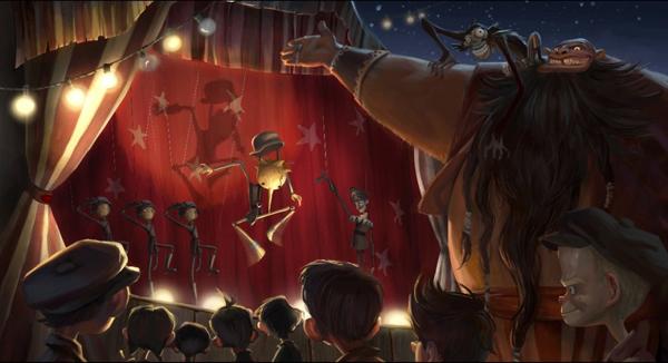 pinocchio guillermo del toro image - Guillermo del Toro hará Pinocho con Netflix
