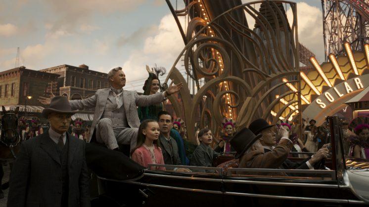 03 dumbo dtlr2 4k r709f still 181105.088221 R ONLINE 746x420 - Trailer subtitulado de Dumbo de Tim Burton