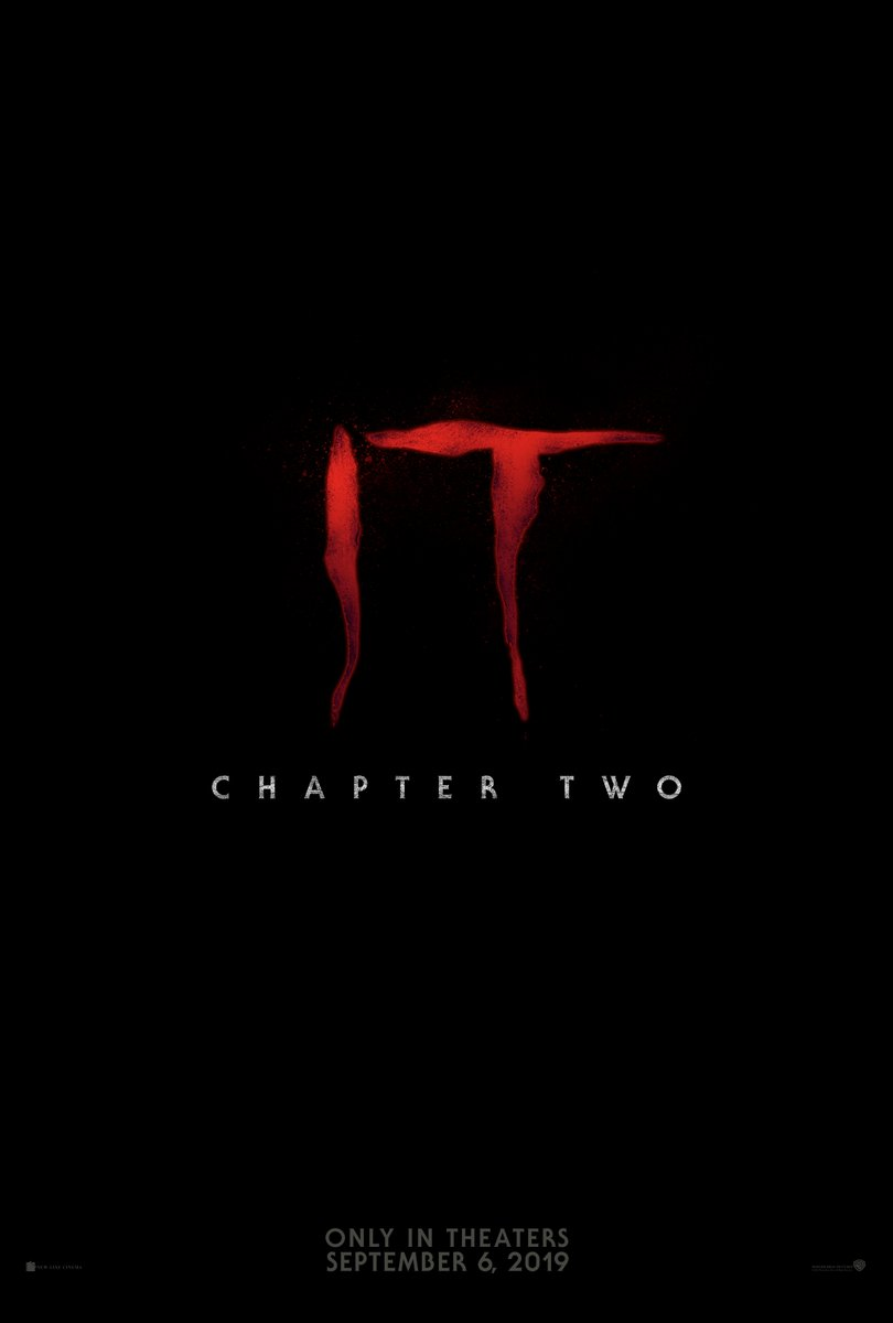 it chapter two poster - Se ha terminado de filmar Eso: Capítulo 2