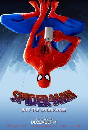 spider man into the spider verse poster peter parker 283x420 - Conoce a los personajes de Spider-Man: Un Nuevo Universo